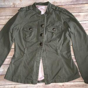 Sanctuary brand military style jacket/coat